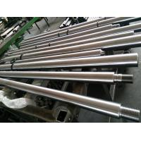 Tempered Steel Rod , Piston rod For Pneumatic Machine, Chrome Bar For Heavy Machine Manufactures