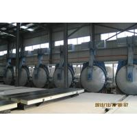 High Pressure Automatic AAC Autoclave / AAC Block Plant 1.6m For Chemical / Wood Manufactures