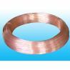 Steel Strip Copper Coated Bundy Tube For Evaporator 8mmmm X 0.7mm Manufactures
