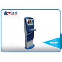 Windows 7/8/9 card dispenser machine gift card kiosk with 17 inch lcd screen Manufactures