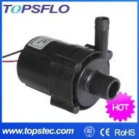 TOPSFLO dc mini water pump for sale/electric water ciculation pump TL-B04H Manufactures