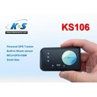 Custom Web Based Portable GPS Tracker With Speaker / Microphone Manufactures