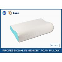 Ergonomic Design Sleep Innovations Contour Memory Foam Pillow with Deluxe Pillowcase Manufactures