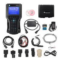 China RS232 Gm Tech2 Diagnostic Tool / Gm Tech II Scanner 32 bit 16 MH on sale