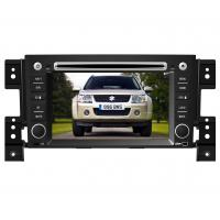 Suzuki Vitara Car GPS Navigation System With DVD-R / VCD / CD / CD-R Manufactures