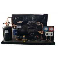 BFS31 Semi Hermetic Compressor Condenser Unit Reliable Safety No Leakage Low Vibration Manufactures