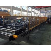China 5.5KW Roofing Sheet Roll Forming Machine With 40GP Container 5 Tons on sale