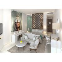 3 Star Modern Hotel Bedroom Furniture Sets With 5 Years Warranty Manufactures