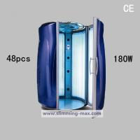 Buy cheap MX-S7 tanning machine/ Solarium machine with 48pcs UV lamp from wholesalers