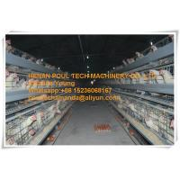 Quality Silver Galvanized Steel Cage & Battery Cage/Coop Hen&Cock Cage for Poultry&Livestock Farming for sale