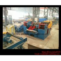 Heavy Duty H Beam Straightening Machine With Hydraulic Pump for Large Flange Manufactures