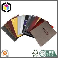 Quality Custom Design Catalogue Printing Factory China; Offset Color Print Product for sale