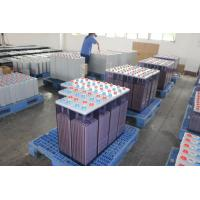 UPS / Inverter 1000AH M8 OPzS Battery Wind Power Storage Batteries Manufactures