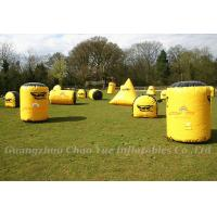 Used Paintball Bunkers, Inflatable Paintball Bunkers Manufactures