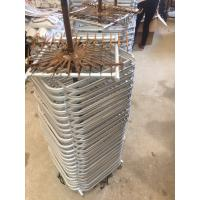 Quality Custom Small Radius Aluminum Bending Profiles with Silver Anodized for sale