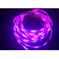 China 3000×10mm 18 Watt LED Flexible Strip Lights Rgb With Ir Remote Controller on sale