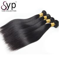 China Straight Indian Remy Human Hair Extensions Human Hair 8A Grade Smooth Durable on sale