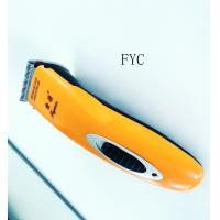 Adjustable Blade Baby Hair Clipper , Professional Hair Cutting Machine For Babies Manufactures