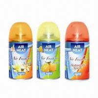 300mL Air Fresheners, Available in Different Fragrances, Suitable for Home/Hotel Manufactures