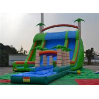 Commercial Inflatable Water Slide Swimming Pool For Children Manufactures