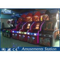 CE Certificated Arcade Basketball Game Machine Two Photoelectric Sensors Manufactures