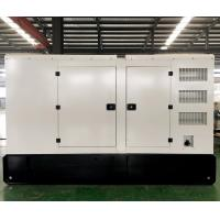 Silent 200 KVA Cummins Diesel Generator with Engine 6CTAA8.3 - G2 Power 24V DC start Manufactures