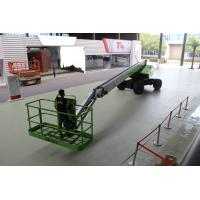 Building  Self Propelled Boom Lift 27m Manufactures