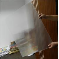 OK3D Lenticular 1.2*2.4m 6mm thickness ps materical 16lpi lenticular plastic materical 3d lenses lenticulars plastics Manufactures