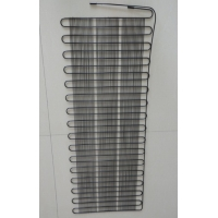 Buy cheap Black Refrigerator Wire On Tube Condenser / Different Size Fridge Spare Parts from wholesalers