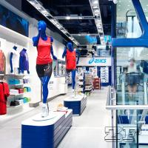 Wooden garments display racks for shop Manufactures