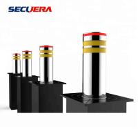 Buy cheap Access Control Electric Stainless Steel Automatic Hydraulic Retractable Rising from wholesalers