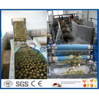 Pineapple Processing Juice Factory Machinery With Fruit Juice Packaging Machine Manufactures