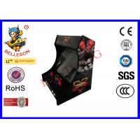 24 Inch Mini Arcade Game Machine with 24 Inch Screen Support One Side Two Players For Family Manufactures