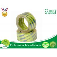 48mm Acrylic Adhesive Crystal Clear Packing Tape Box Sealing 8M Length Manufactures