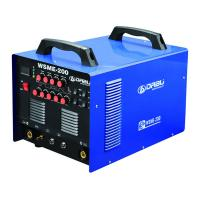 WSME TIG Welding Machine Superior TIG 250A AC/DC HF VRD With Pulse Manufactures