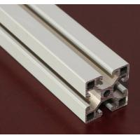 6063 T6 Anodized Industrial Aluminium Profile For Machinery / Car Manufactures