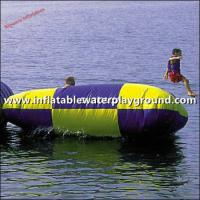 Airtight Water Toys Inflatable Launch Bag For Water Games / Swimming Pool Manufactures