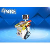 350W Hardware Material Candy Crane Game Machine / Toy Claw Machine Manufactures