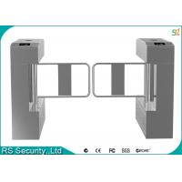 Shopping Mall Supermarket Swing Gate Full Automatic Traffic Barrier Turnstile Manufactures