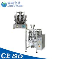 Intelligent Operating Multihead Weigher Packing Machine With Nitrogen Fill Manufactures