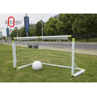 Outside Football Goal Nets Portable Plastic Material For Kids Small Size Manufactures