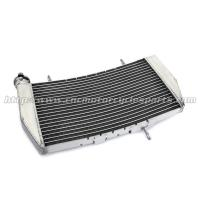Quality Lightweight Aluminum Motorcycle Radiators For DUCATI 1098 1198 848 for sale