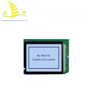 China 1/5 Bias Zebra 9616 Dots FSTN Graphic Lcd Module on sale