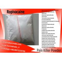 Ropivacaine Local Anesthetic Drugs For Epidural Anesthesia , CAS 84057-95-4 Manufactures