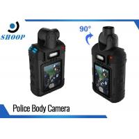 64GB Security Guard WIFI Body Camera , Body Worn Video Camera With Night Vision Manufactures