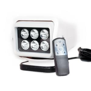 Quality IP65 Waterproof 30 W 24V Marine Led Searchlight Spot Beam LED Work Light Super for sale
