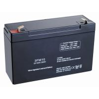 3FM10 M8 6V 10AH AGM Lead Acid Battery for Emergency Lighting Manufactures