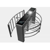 Intelligent Automatic Turnstiles Systems Half Height Turnstile Gate Manufactures