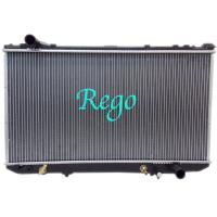 2005 Chrysler Town And Country Jeep Radiator Replacement High Efficient Plastic Material Manufactures