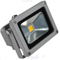 10W CE&ROHS White Color high brightness waterproof led flood light Manufactures